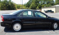 Priced to Sell at $3800 or best offer 2000 Volvo S80 Black/Tan Leather Interior Wood Grain Trim Clean Must See 202K miles 2.9L 6-cyl. 4-speed Automatic Power Moonroof, Traction Control Cold A/C Call for more pics Make me an offer. All reasonable offers