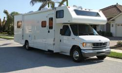 Price: $6400 -- Great condition, everything works --2000 Winnebago Minnie Winnie 31C MOTOR HOME-- Contact me through contact seller button for more photos and vehicle location.