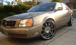2001 Cadillac Deville 3,800 .147,000 miles new tires new water pump new thermostat new starter new cylinder brand new belt. NEED CAR SOLD ASAP WILLING To MAKE A DEAL . SHENE65@GMAIL.COM 916 889 5992