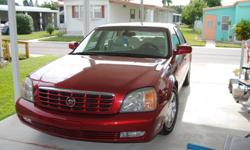 For Sale 2001 Cadillac DTS. Excellent condition. New tires. Fully quipped. Only 85,000 miles. Priced to sell at $4990.00 Firm