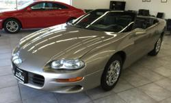 CLICK FOR FULL INVENTORY: http://5starautos.net/ 916-368-7886 1500 DOWN ! NO CREDIT OK!!! WE DO NO CREDIT CHECK & NO INTEREST FINANCING!!! 2001 CHEVY CAMARO 2DR COUPE! CONVERTIBLE! SPORTY ! NICE CAR! GOOD RIMS! PASSED SMOG! AND ALL SAFETY INSPECTIONS