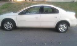 Dodge Neon cold air heat clean body clean interior new tires excellent engine does not need any repairs
