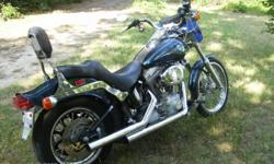2001 Harley Softail - standard - 22747 miles ? TC-88 engine - screaming eagle package - $6500.00 OBO ? 903-530-1939 ? David ? Cushing area