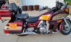 Nice Bike, Nice Shape, asking $3995.00 920-757-1767