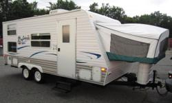 Price: $2000 -- Great condition, everything works --2001 Keystone CABANA 2200 BUNK HOUSE TRAVEL TRAILER-- Contact me through contact seller button for more photos and vehicle location.