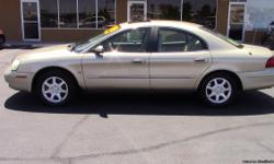 2001 MERCURY SABLE WITH 184K MILES 6 CYL MOTOR AUTO TRANS LEATHER SEATS SUNROOF COLD A/C RUNS AND DRIVES GOOD SMOGGED NO TAX $2400.00 702-296-4060