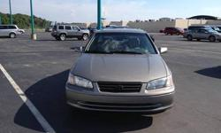 Make: Toyota Model: Camry Year: 2001 Exterior Color: Gray Interior Color: Gray Doors: Four Door Vehicle Condition: Excellent  Price: $6,000 Mileage:134,000 mi Fuel: Gasoline Engine: 4 Cylinder  Comfort: Cruise Control, Power