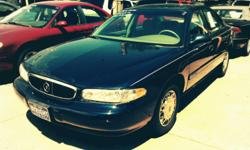 Byright Auto proudly presents the 2002 Buick Century. There are no electrical concerns associated with this vehicle. No defects. There are no dings visible on the exterior of this vehicle. The vehicle engine runs very, very smooth. The exterior of this