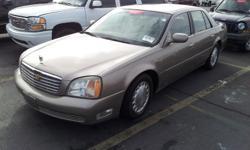 Contact Brandon at Drew International Auto Sales Phone : (404) 458- 3839 2449 Metropolitan Pkwy SW , Atlanta, GA 30315 ~*~*~*~*~*~*~*~*~*~*~*~*~*~*~*~*~*~*~*~*~*~*~*~*~*~*~*~*~*~*~ 2002 Cadillac DeVille Gold / Tan VIN: 1G6KD54Y52U113564 LEATHER SEATS 4