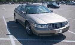 2002 Cadillac Seville SLS with only 79,000 original miles. Always garaged, non smoker, clean CarFax, 4 new tires. Equipped with Sunroof, Leather Heated Seats, Bose Stereo with 6 disc CD Changer, Chrome wheels, interior like new, exterior