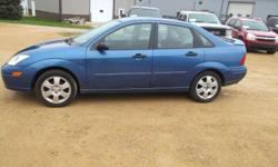 2002 Ford Focus good car with good tires and a moon roof. 92 k miles with a good history report. ZUBE'S AUTO NOW IN MONROE ! We are located at N 2563 Coplien Road Monroe WI. 53566. Just off of Highway KK 40 minutes south of Madison WI. 1 hour northwest of