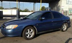 2002 Ford TAURUS SES Car is in excellent condition SES Selling for $2800 OBO <----- LET ME KNOW WHAT YOU THINK What you need to know : Nothing Car is Flawless excellent condition Leather inside and super clean No wear and tear nor scratches What can I say