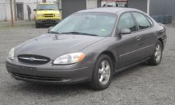 2002 Ford Taurus Will be auctioned at The Bellingham Public Auto Auction. No Minimum/No Reserve Saturday, August 6, 2016 at 11 AM. Preview starts at 8 AM Located at the corner of Kentucky & Iron Streets in Bellingham, Washington. Call 360-647-5370 for
