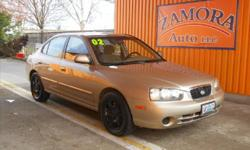 Air Conditioning: Standard; Power Windows/Locks: Standard; Power Steering: Standard; Tilt Wheel: Standard; Entertainment: AM/FM CASS; Entertainment: AM/FM CD; Day Running Lamps: Not Available; Safety Features: Dual Air Bags Front and Sides, Active Belts;