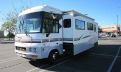 We are serious about selling this RV .If you already know Winnebago makes Itasca, Great! 54K miles. The Class A 35U is incredible. It has 2 big slides. The Itasca is an upgraded Winnie. Everything is just a little bit better. This coach is so clean