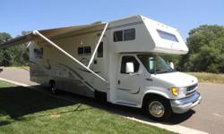 Price: $9600 -- Great condition, everything works --2002 Jayco GRANITE RIDGE 3100SS MOTOR HOME-- Contact me through contact seller button for more photos and vehicle location.