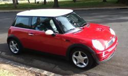 2002 Mini Cooper  125,000 miles contact Michael at 916 320-9880