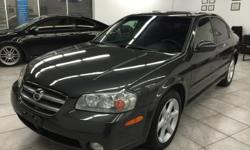 CLICK FOR FULL INVENTORY: http://5starautos.net/ 916-368-7886 2500 DOWN ! NO CREDIT OK!!! WE DO NO CREDIT CHECK & NO INTEREST FINANCING!!! 2002 NISSAN MAXIMA GRAY 4DR! ALL POWER! LOADED! LOW MILES! PASSED SMOG! AND ALL SAFETY INSPECTIONS INCLUDING