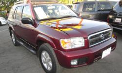 Herrera Auto Sales He4028 . False Price: $6795 Exterior Color: Burgandy Interior Color: Gray Fuel Type: 21G / Drivetrain: Rear Wheel Drive Transmission: Automatic Engine: 3.5L V6 24 Valve 240HP DOHC Doors: 4 Dr Bodystyle: SUV Type / Title: Used Clear