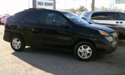 2002 PONTIAC AZTEK, MECHANICALLY SOUND, RUNS AND DRIVES GREAT, 4DOOR, 2ROW SEAT, REAL NICE SUV FOR BUY HERE PAY HERE $5995 $700 DOWN $75 A WEEK OR $150 EVERY TWO WEEKS.  WE DO HAVE A WEB SITE www.t-bmotors.net SO VISIT US AND SEE OUR INVENTORY AND
