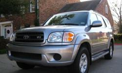 Details for 2002 Toyota Sequoia SR5 Address:1951 W Division St., Arlington, TX 76012 Year:2002 Make:Toyota VIN:5TDZT34A02S124613 Model:Sequoia SR5 Mileage:133,107 For Sale By:Dealer Description CARFAX CERTIFIED. ONE OWNER. NO ACCIDENT. COMES WITH 6 MONTH