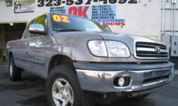 EZ 2 Drive Auto Sales EZ4736 . Price: $9988 Exterior Color: Gray Interior Color: Gray Fuel Type: 26G / Gasoline Drivetrain: Rear Wheel Drive Transmission: 4 Sp Automatic Engine: 4.7L 8 Cylinder Engine Doors: 2 Dr Bodystyle: Truck Type / Title: Used Clear