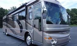 Spartan Chassis with a 370 HP Cummins and a 6 Gear Allison.This American Dream is in clean condition inside and out. It runs and drives great - See more at: http://www.rvregistry.com/used-rv/1007777.htm#sthash.En3XRl90.dpuf
