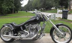 2003 Big Dog Pitbull With just over 6500 miles, the bike has been impeccably maintained. It has a fully show polished s&s 107 ci motor which is a Beast. Everything on this bike is show polished. It is equipped with Performance machine (PM) brakes,