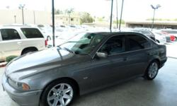 BMW 5 Series 525i 4dr Sedan Automatic 5-Speed GRAY 141856 6-Cylinder 2.5L2003 Sedan Ace Motors 714-635-7300