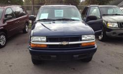 317-296-3939 Driver Air Bag; Passenger Air Bag; A/C; AM/FM Stereo; CD Player; ABS; Rear Wheel Drive; Cloth Seats; Bucket Seats; Power Steering; Aluminum Wheels; M/T; Privacy Glass; Engine Immobilizer; Tow Hitch; Rear Bench Seat; Security System; Cassette;