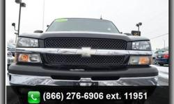 Shifter On Column, Rear Defrost, Intermittent Wipers, 16 Inch Aluminum Wheels, Dual Zone Climate Control, Trailer Hitch Receiver, Cruise Control, Compass, Rear Privacy Glass, Extended Cab, Security System, Keyless Entry, Oil Changed, Onstar Capable,