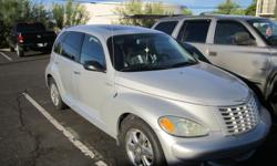 2003 CHRYSLER PT CRUISER 4 DOOR HATCH BACK SPORTS WAGON TOURING VERSION. (This means STOW AND GO function just like the MPV) See attach pictures below Rear shelf / Tailgate Table 2.4 LITER DOHC 16 VALVE WITH LESS THEN 120,000 MILES. Meticulously SERVICED