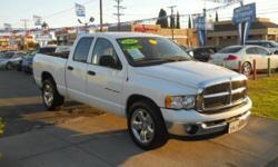 Arizona Car Company Ar4212 . Price: $6999 Mileage: 158,647 Color: WHITE BodyStyle: 4 DOOR CAB; EXTENDED; QUAD Stock: 210143 Trim Color: GRAY Transmission: AUTO Engine: V8, 4.7L AIR CONDITIONER, ALARM, AM/FM RADIO, ANTI-LOCK BRAKES, CD PLAYER, CHILD-SAFETY