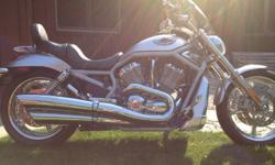 2003 Harley Davidson 100th anniversary VROD, lots of chorme too much to list. have all original parts. screaming eagle exhaust. 3373 original one owner miles. Call **