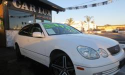 Car Lux Inc Ca4081 . Price: $8979 Engine: 3.0L L6 DOHC 24V Color: White Interior: Leather Price: 8979 City MPG: 18 Hwy MPG: 25 Air Conditioning, Electronic Brake Assistance, Power Steering, Alarm System, First Aid Kit, Power Windows, Alloy Wheels, Fog