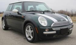 If you are searching for a Mini Cooper, this is the one! Where are you going to find another 03 with only 43,000 miles in this condition? This one is super clean inside and out and is very nicely equipped with automatic transmission, panoramic sunroof,