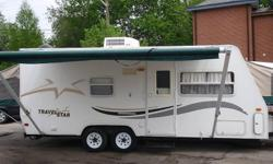 Price: $4000 -- Great condition, everything works -- 2003 STARCRAFT 21 SB TRAVELSTAR Travel Trailer-- Contact me through contact seller button for more photos and vehicle location.