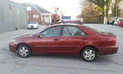 140k miles, cloth interior power windows, power locks, cd player, working heat and air conditioning, strong 6 cylinder engine smooth automatic transmission, Clean title with current emissions. Runs Great call or text Jarred@ 404 271 6689