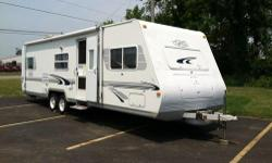 Price: $3400 -- Great condition, everything works -- 2003 Trail-Lite by R-Vision 8304-S -- Contact me through contact seller button for more photos and vehicle location.
