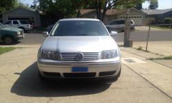 VR6 240hp 53k fully loaded silver metallica black leather tinted windows 16inch rims excellent cond. call 916-267-3310