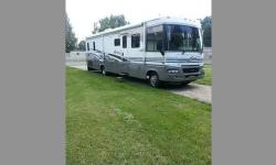 Good Condition - Non Smoking Conv. Microwave, Sleeps 4 Adults And One Small Child: Queen Island Bed, Sofa Sleeper, Manual Satellite Dish. - See more at: http://www.rvregistry.com/used-rv/1007416.htm