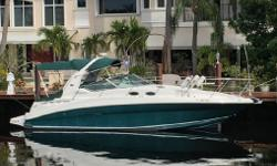 2004, 32? Sea Ray 320 SUNDANCER PRISTINE CONDITION!! Current Price: $74,500 This extremely clean 2004 Sea Ray 320 Sundancer that is very much for sale! Manifolds and Risers done 02/16/2016, Impellers just replaced, engines recently serviced. This vessel