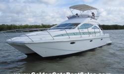 2004, 42' STEALTH 420 SC Power Catamaran Twin 2011 Diesel Yanmar 480HP Turbo Diesels VESSEL WALK-THROUGH: If you have been searching for a large, high quality power catamaran that is extremely economical to operate, you have just found it! This one owner,