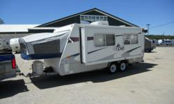 Price: $4200 -- Great condition, everything works --2004 Aerloite Cub 214 w Slide Out Travel Trailer-- Contact me through contact seller button for more photos and vehicle location.