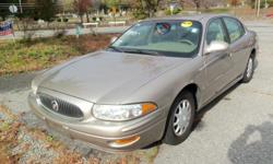Ready to sell, runs great,real clean.leather,automatic,oil and filter done,call first,603-898-9111 or stop by accorn auto sales, 6 north main salem nh or vist www.accornautosales.com 105,000 miles