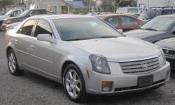 2004 Cadillac CTS Will be auctioned at The Bellingham Public Auto Auction. Saturday, April 4, 2015 at 11 AM. Preview starts at 8 AM Located at the corner of Kentucky & Iron Streets in Bellingham, Washington. Call 360-647-5370 for more information or visit