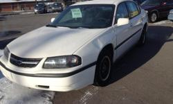 Price:$2,999 Address:Indianapolis, IN 46241 (map) Date Posted:12/12/13 Year:2004 Make:Chevrolet Model:IMPALA For Sale By:Dealer Description: ZERO 0% INTEREST JUST BRING WITH YOU 1-TWO 2 PROOFS OF INCOME 2-TWO 2 PROOFS OF RESIDENCE 3- FULL COVERAGE