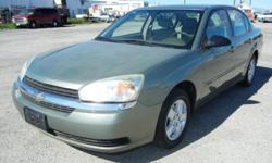 2004 CHEVY MALIBU VIN: 1G1ZS52F74F155270 2.2 LITER 4-CYL AUTOMATIC FRONT WHEEL DRIVE EQUIPMENT AIR CONDITIONING, POWER WINDOWS, POWER LOCKS, TILT WHEEL, CRUISE CONTROL, AMFM STEREO, CD (SINGLE), ALLOY WHEEL, DUAL AIR BAGS, POWER STEERING, MILEAGE??167848