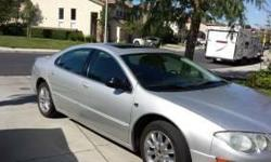 135 k miles-price fort quick sale -only 3450 Car is super condition and runs very well All Leather interior Automatic -4 door power (windows, locks, seats, mirrors) CD,AM/FM radio Clean title smog done for transfer