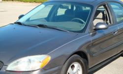 This is a clean 2 owner car with a clear car fax. Has new tires installed serviced and ready to go. The VIN is1FAFP53U04A127368 and mileage is135,810.Comes fitted with the following features: 12 Volt Power Source Air Conditioning